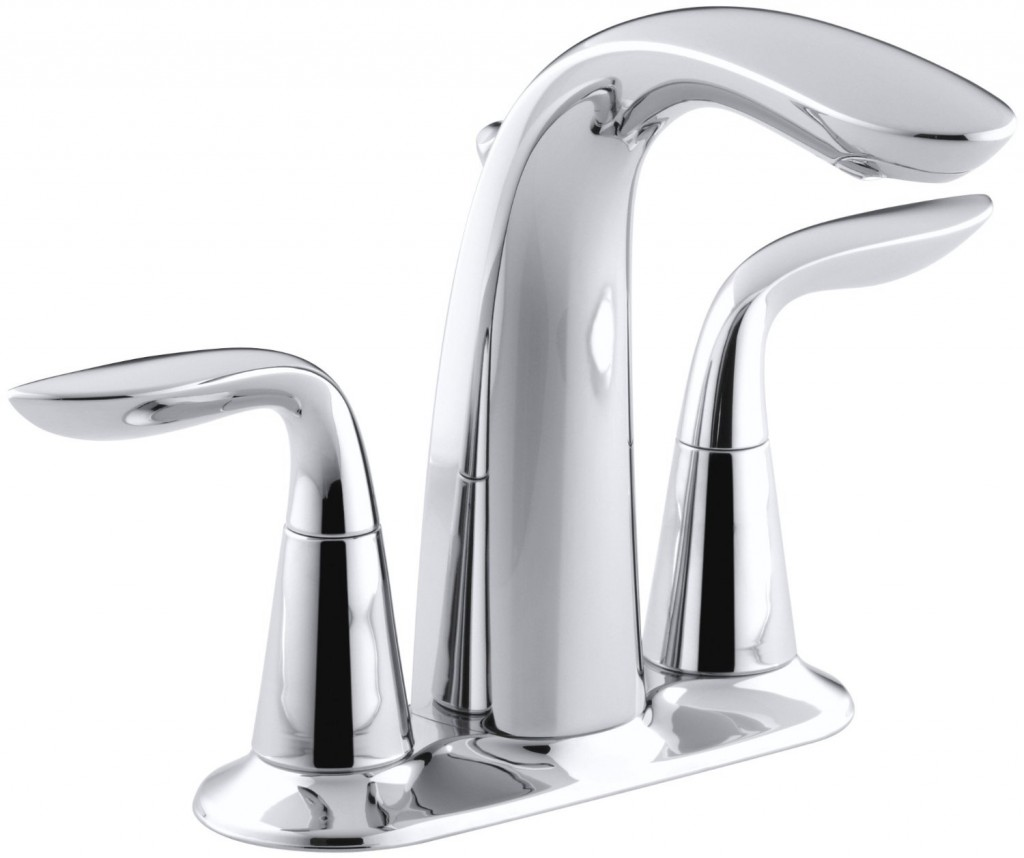 Best bathroom faucets reviews top choice in 2017 - Kohler two tone bathroom faucets ...