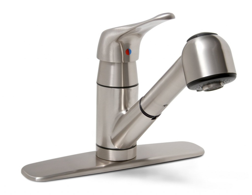 best single handle kitchen faucet