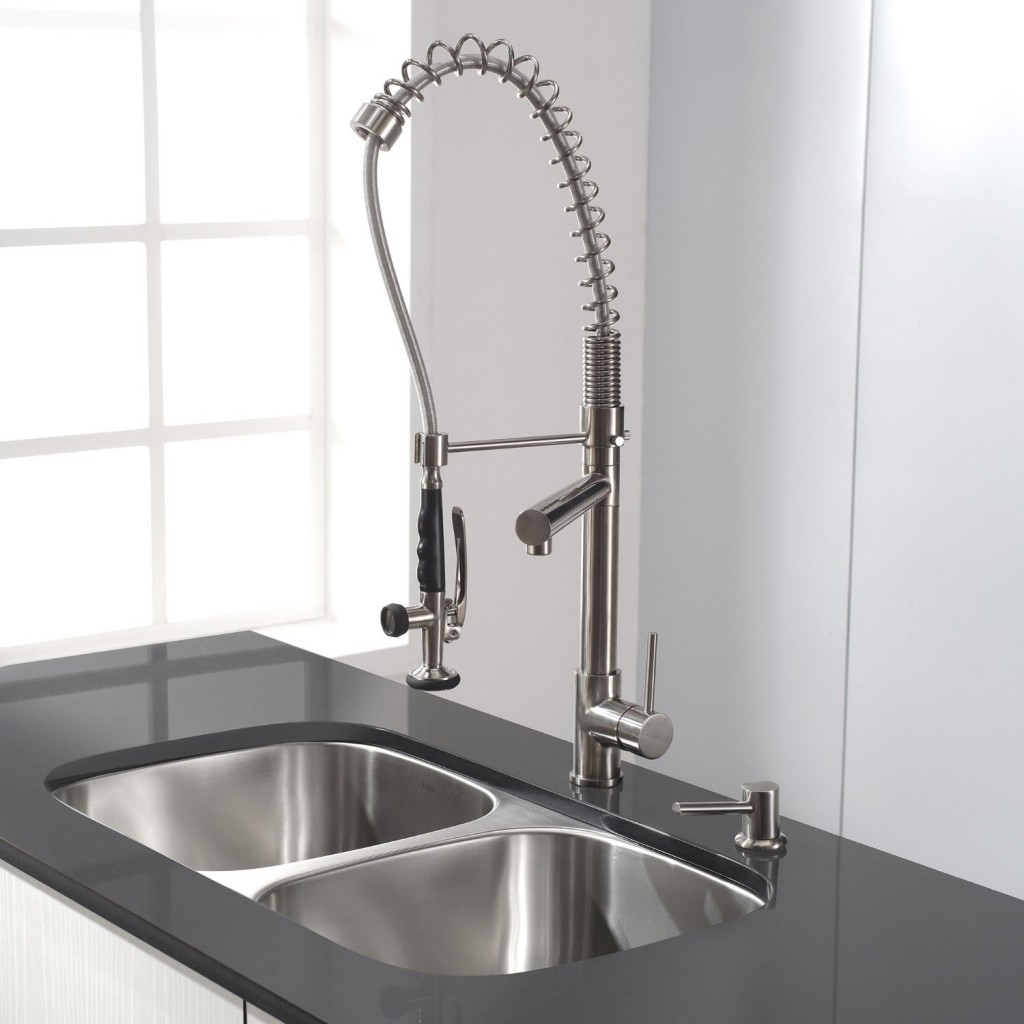 Best Kitchen Faucets Reviews Top Rated Products 2017 with Stylish  kitchen sink faucets reviews for your Reference