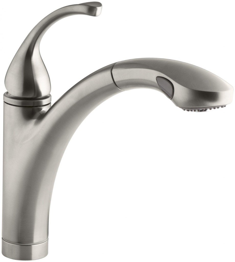 top single handle kitchen faucets