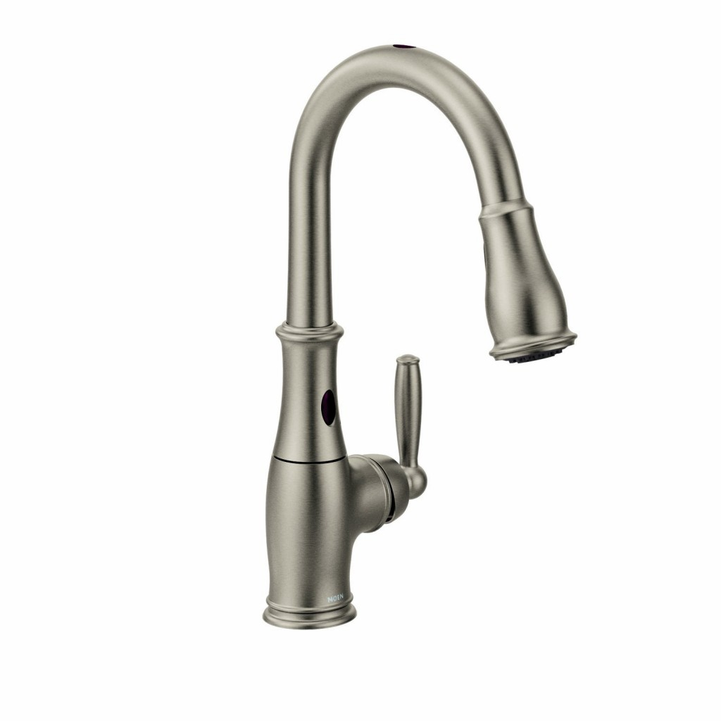 Best  Hole Kitchen Faucets Moen