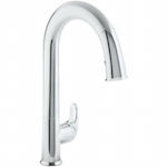 touch kitchen faucet reviews