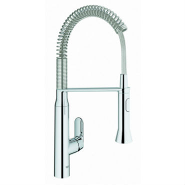 top commercial style kitchen faucets