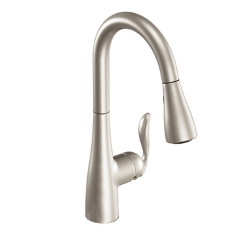 Moen 7594SRS Review - Top Faucets Reviewed